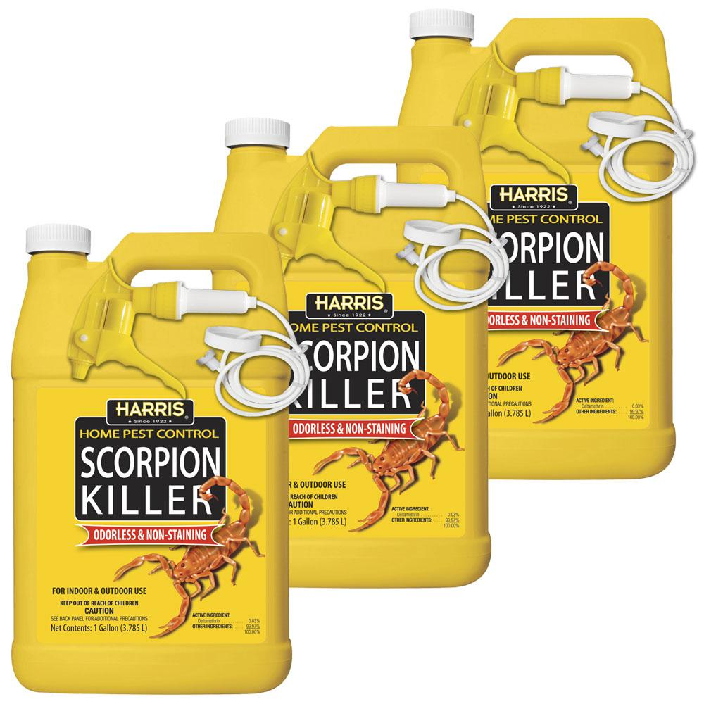 Harris 1 Gal Scorpion Killer Pack of 33HSC128 The Home Depot