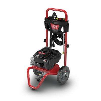 2700 PSI, 2.1 GPM Gas Pressure Washer with Briggs and Stratton 725 EXi Series Engine