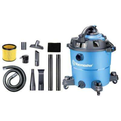 12-gal. Wet/Dry Vacuum with Detachable Blower