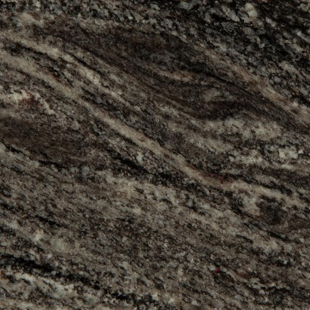 3 in. x 3 in. Granite Countertop Sample in Rocky Mountain