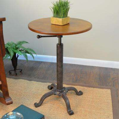 Colton Warm Chestnut End Table