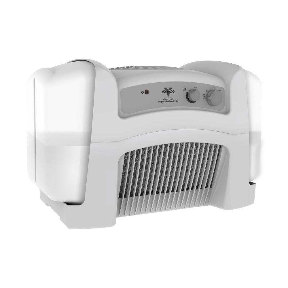 Vornado Evap40 Whole Room Evaporative Humidifier, Whites