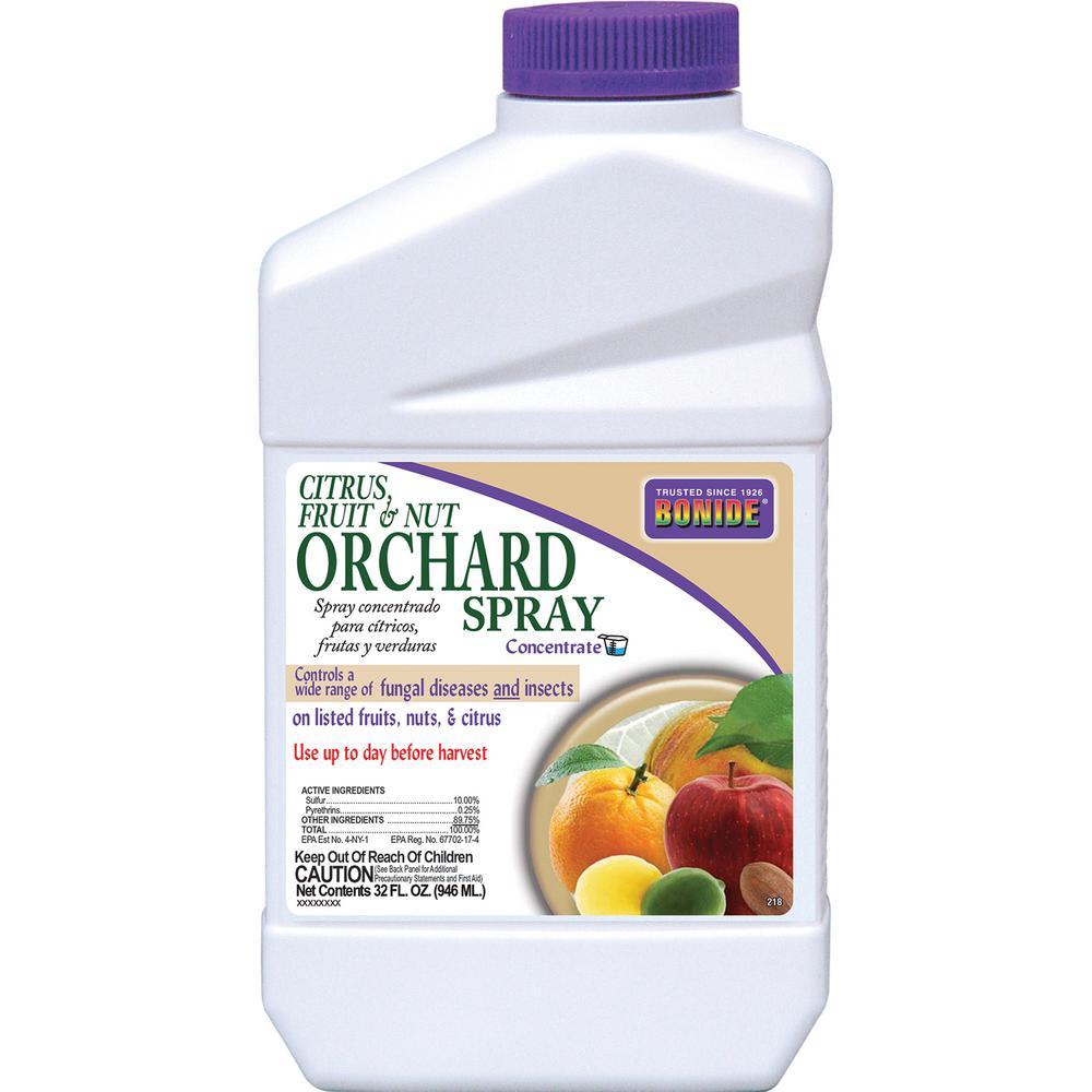 BONIDE 32 oz Citrus, Fruit, & Nut Orchard Concentrate