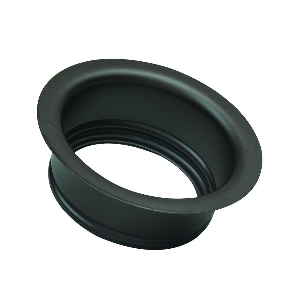 BrassCraft 3-1/2 in. Garbage Disposal Flange in Oil Rubbed Bronze