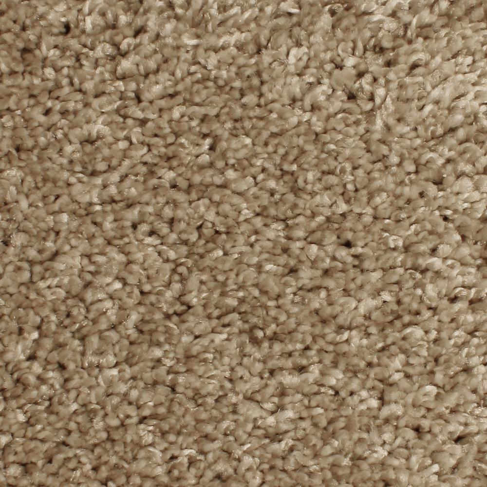 Home Decorators Collection Carpet Sample - Pioneer - Color Oatbarn Twist 8 in. x 8 in.