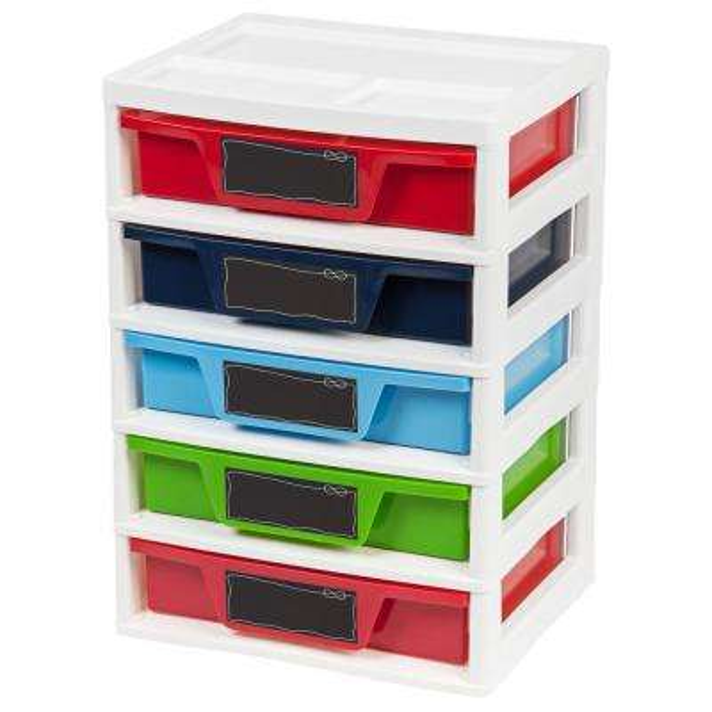 14.6 in. x 20.65 in. Drawer Storage and Organizer Chest
