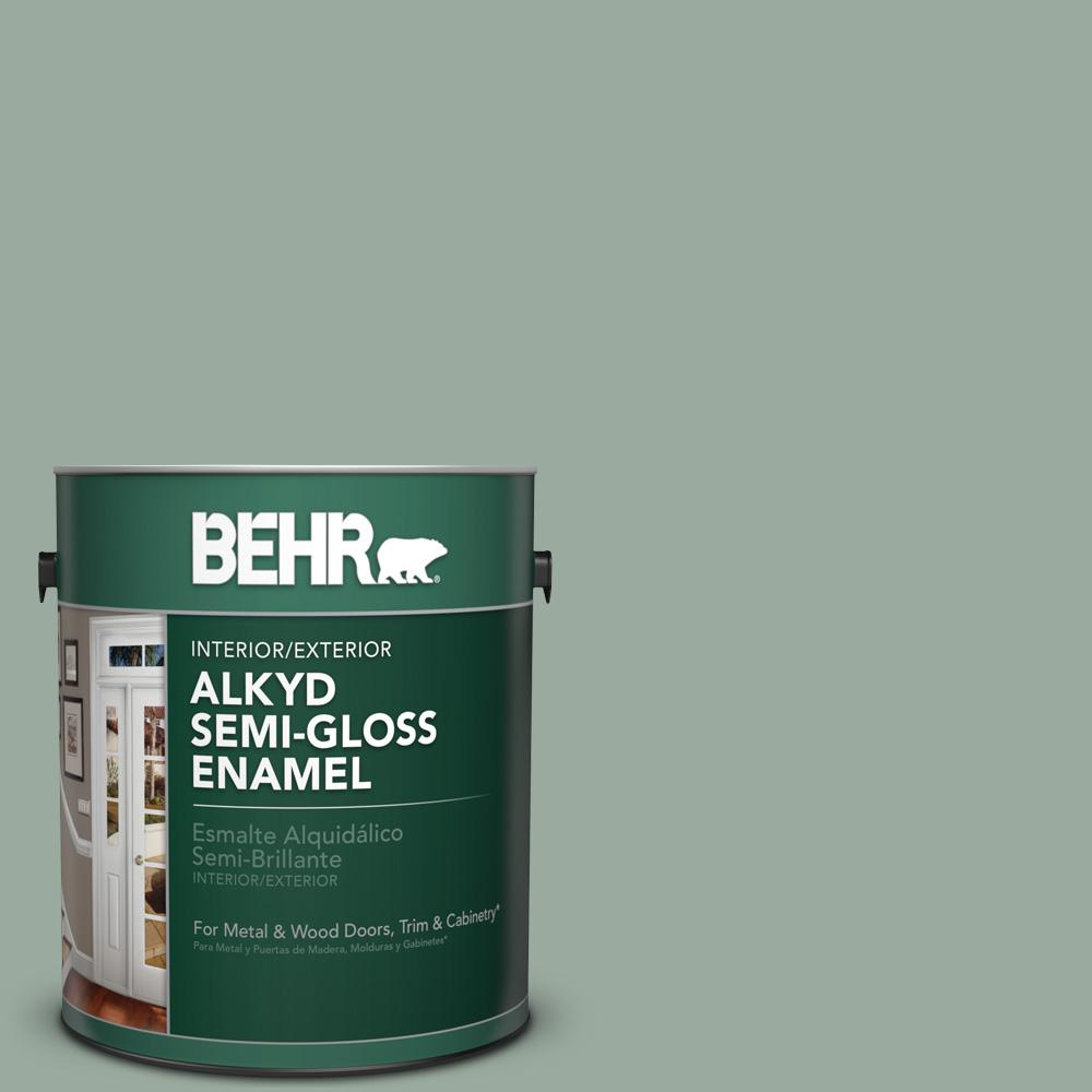450f 4 Scotland Road Semi Gloss Enamel Alkyd Interior