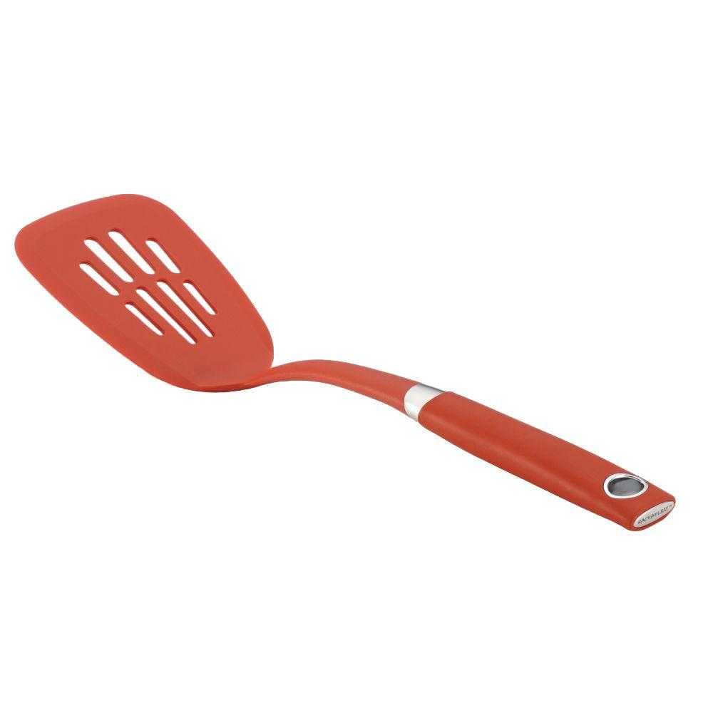 Rachael Ray Tools and Gadgets Nylon Slotted Turner in Red