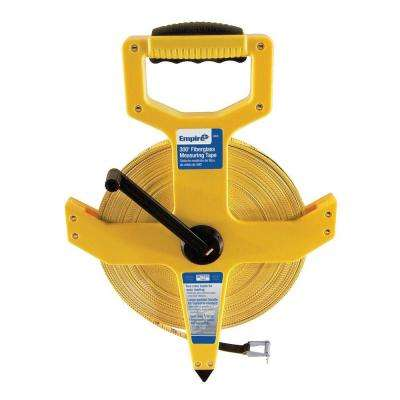 300 ft. Open Reel Fiberglass Tape Measure