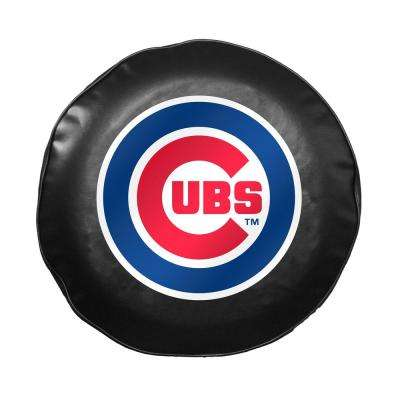 MLB Chicago Cubs Large Tire Cover