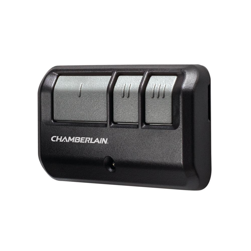 Chamberlain Garage Door Remote Control 953ev P2 The Home Depot