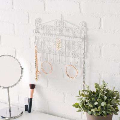 11.5 in. Jewelry Hanging Organizer