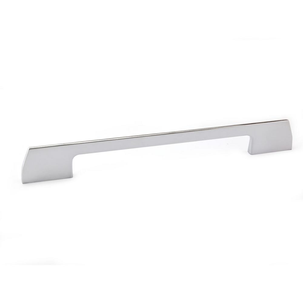 Richelieu Hardware 7-9/16 in. (192 mm) Center-to-Center Chrome Contemporary Drawer Pull