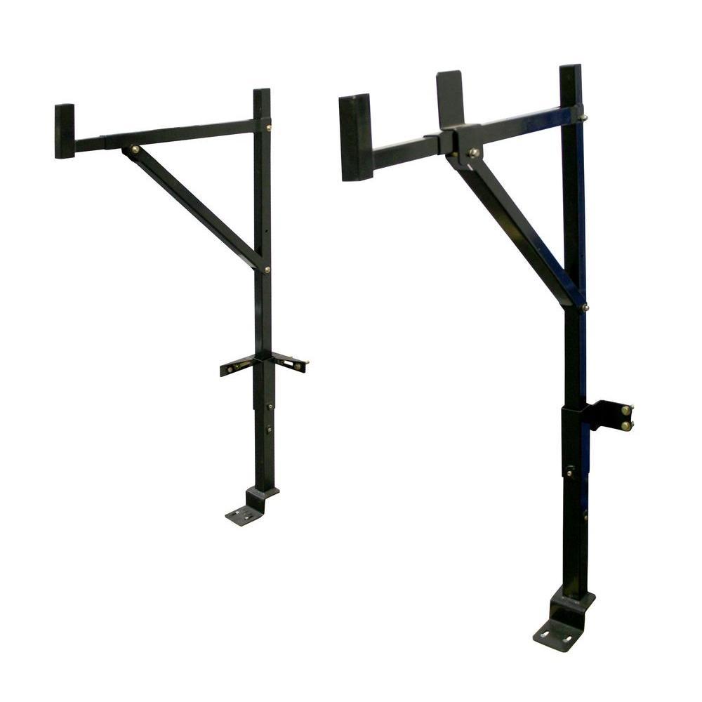 PRO-SERIES Heavy Duty Single Sided Ladder Rack for Trucks
