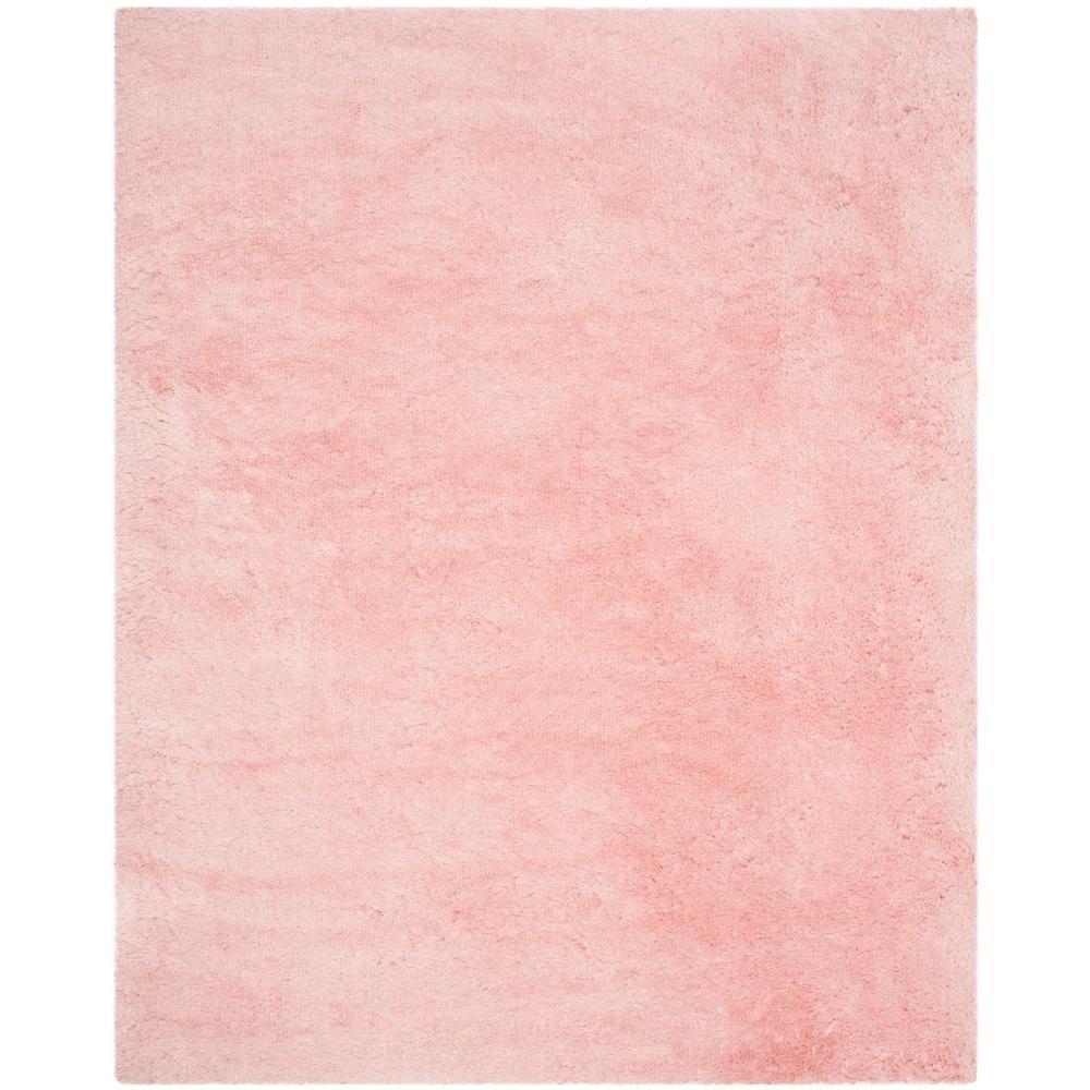 Safavieh Arctic Shag Pink 8 Ft. 6 In. X 12 Ft. Area Rug