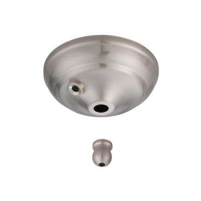 Brushed Steel Pull Chain Type Bowl Cap Kit