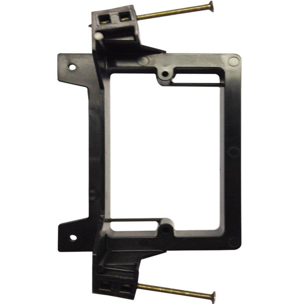 1 Gang Low Voltage Mounting Bracket For New Construction
