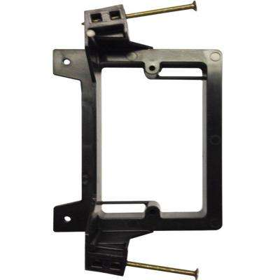 Single-Gang Low Voltage Nail-On Mounting Bracket for New Construction (24 per Package)