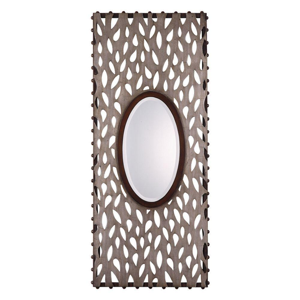 Global Direct 21 in. x 48 in. Metal Framed Mirror-DISCONTINUED