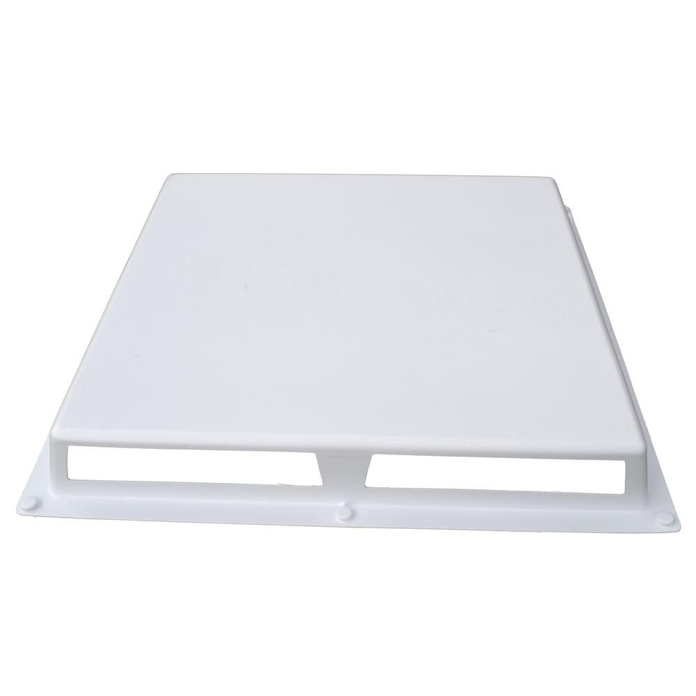 Elima Draft Commercial Air Deflector Cover For 24 In X Diffuser