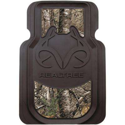 Xtra Camouflage 20 in. x 30 in. Rubber Front Mat