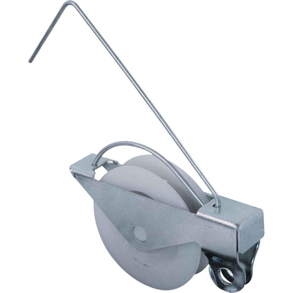 Attrayant Sliding Screen Door Concave Rollers (