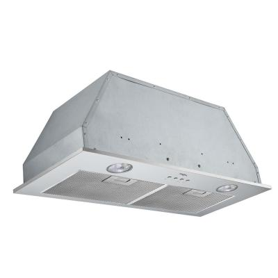 B428 28 in. 420 CFM Ducted Under Cabinet Range Hood with Light in Stainless Steel
