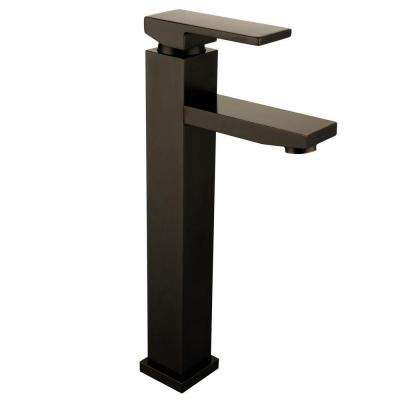 Dana Single Hole Single-Handle Bathroom Faucet in Oil Rubbed Bronze