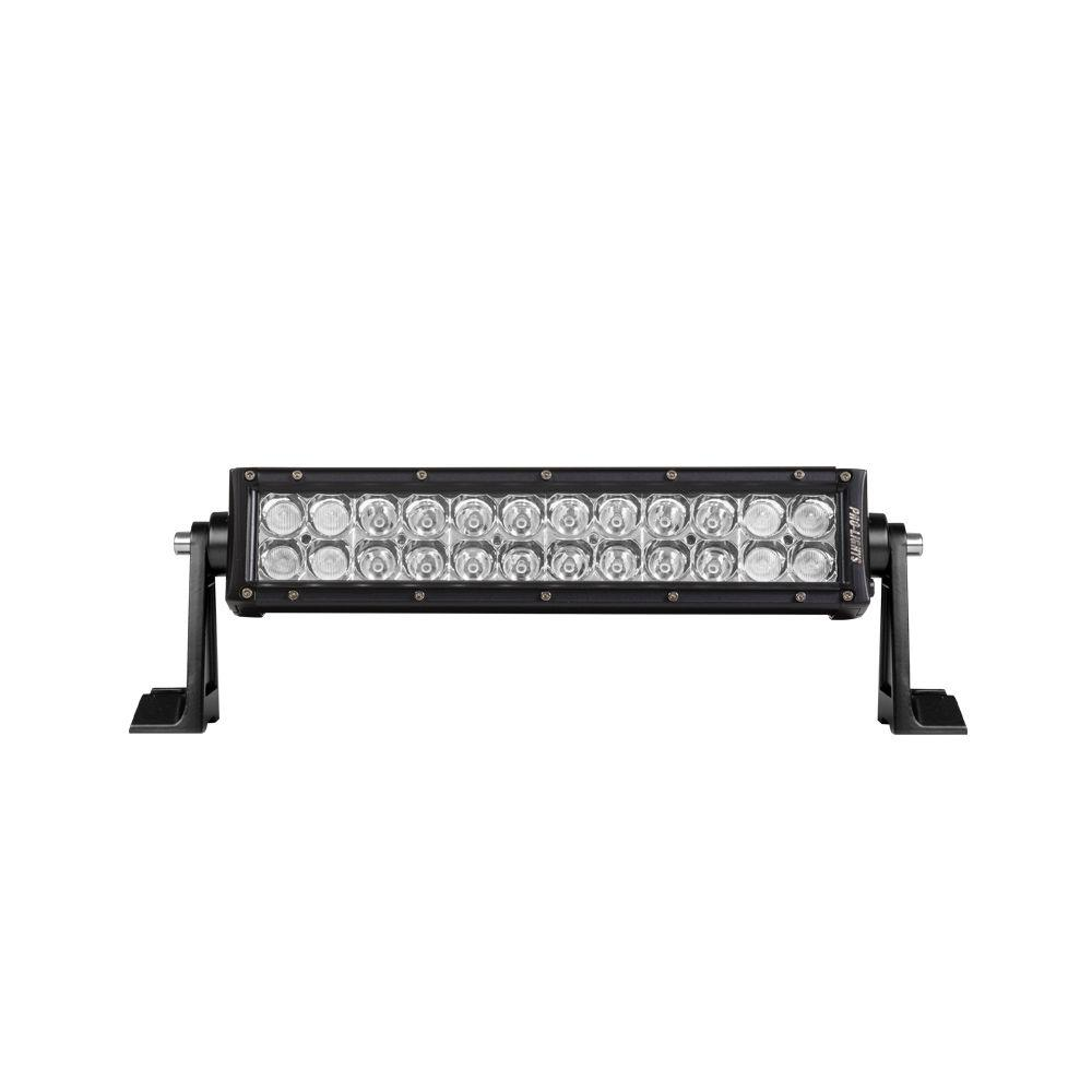 null 12 in. Waterproof LED Light Bar with OSRAM Bright White Technology and Enhanced Optics