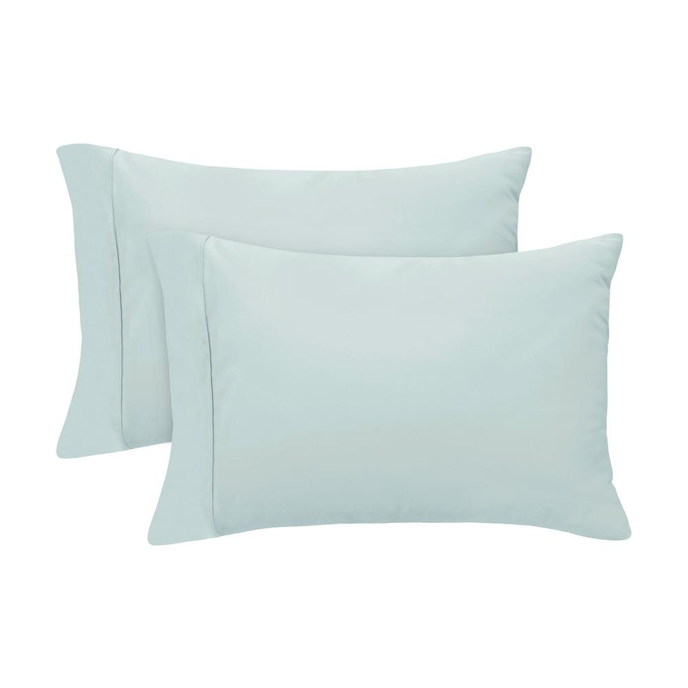 Simply The Best Luxury Standard 2 Piece Spa Blue 620 Thread Count 100