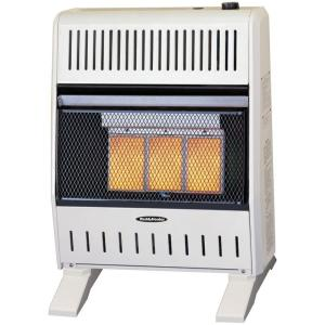 Reddy Heater 18 000 20 000 Btu Infrared Dual Fuel Wall