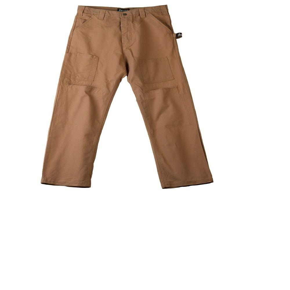 null Loose Fit 36-32 Tan Work Pants-DISCONTINUED
