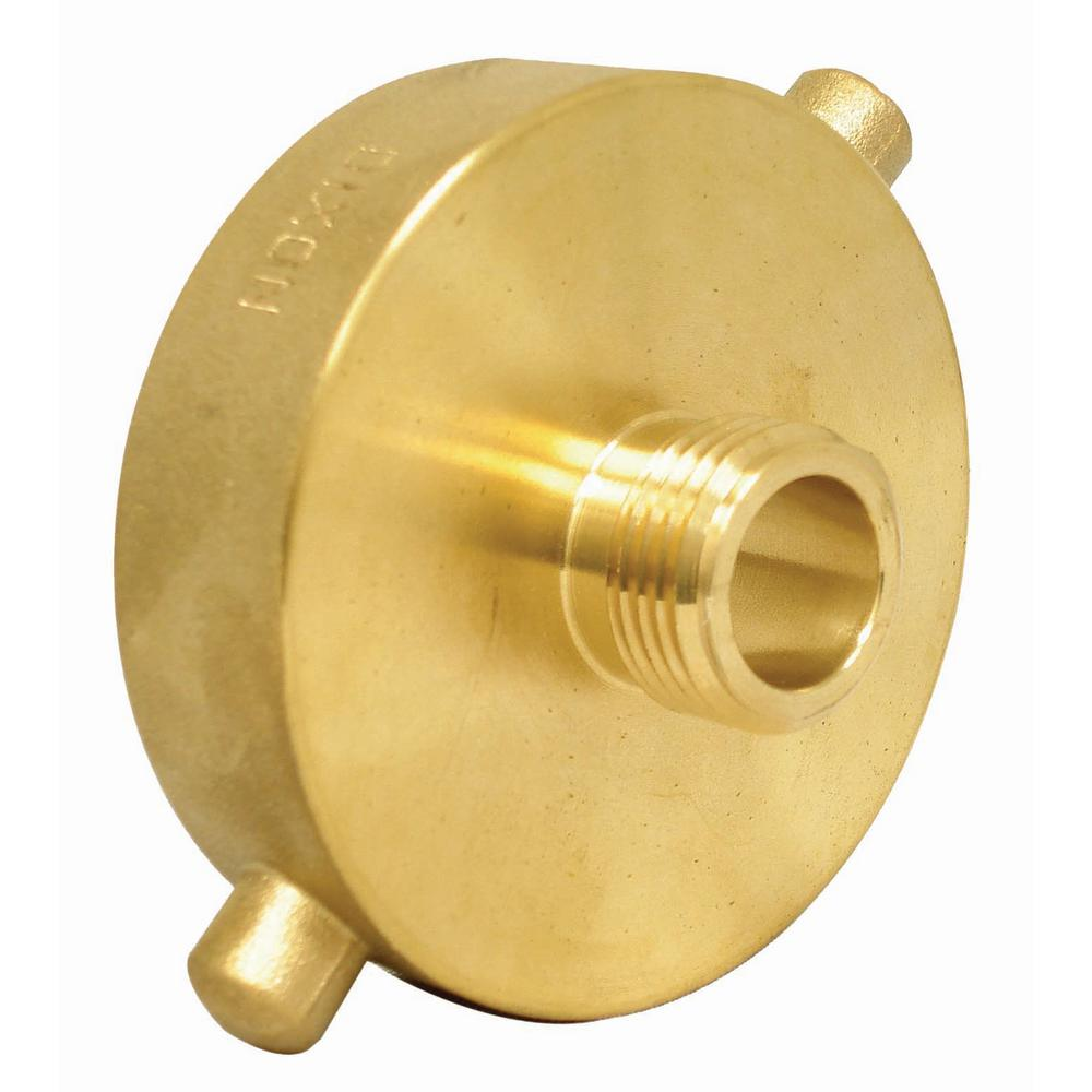 Bon Tool Fire Hydrant Adapter  sc 1 st  The Home Depot & Bon Tool Fire Hydrant Adapter-84-638 - The Home Depot