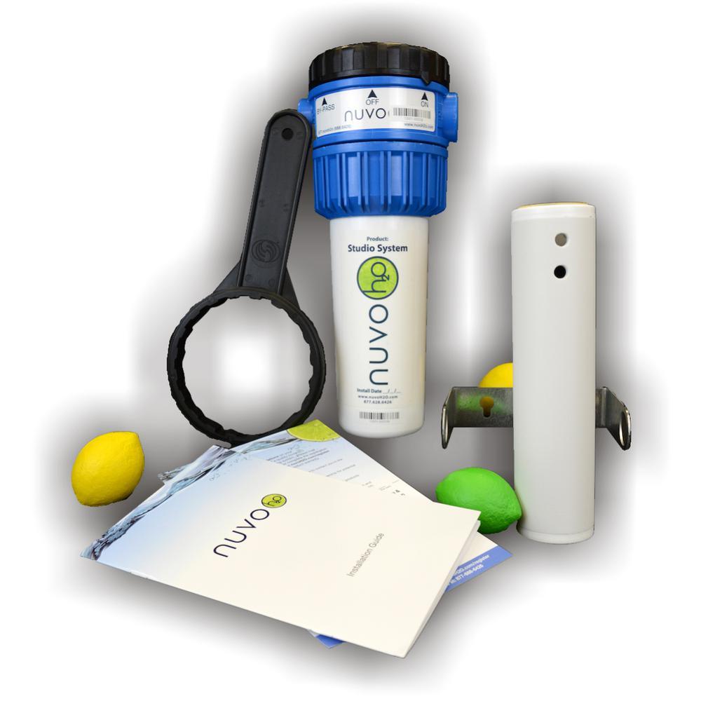 NuvoH2O Studio Salt-Free Eco-Friendly Water Softener System
