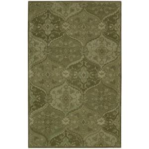Nourison India House Green 2 ft. 6 inch x 4 ft. Accent Rug by Nourison