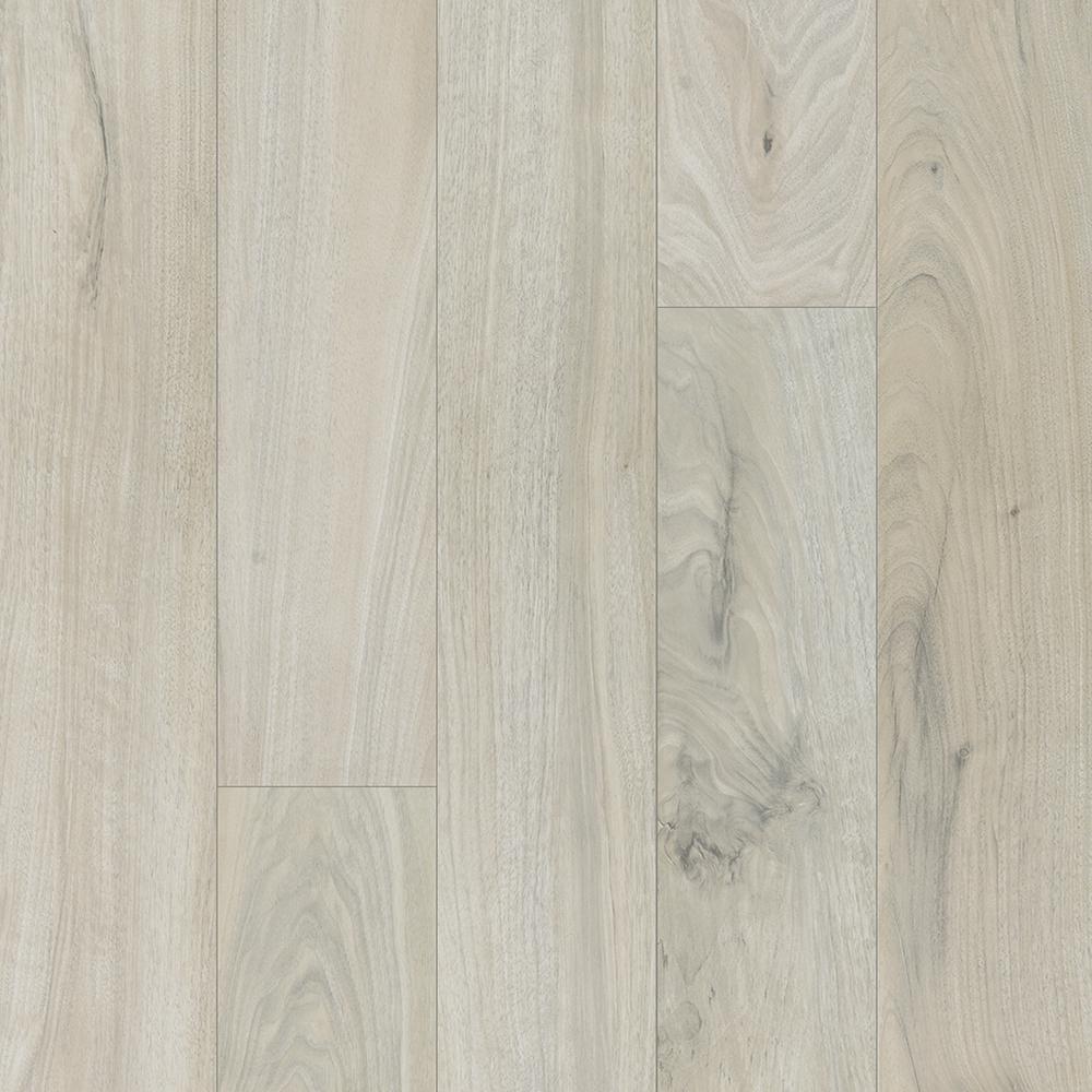 Outlast+ Waterproof Snowbird Walnut 10 mm T x 5.23 in. W x 47.24 in. L Laminate Flooring (13.74 sq. ft. / case)