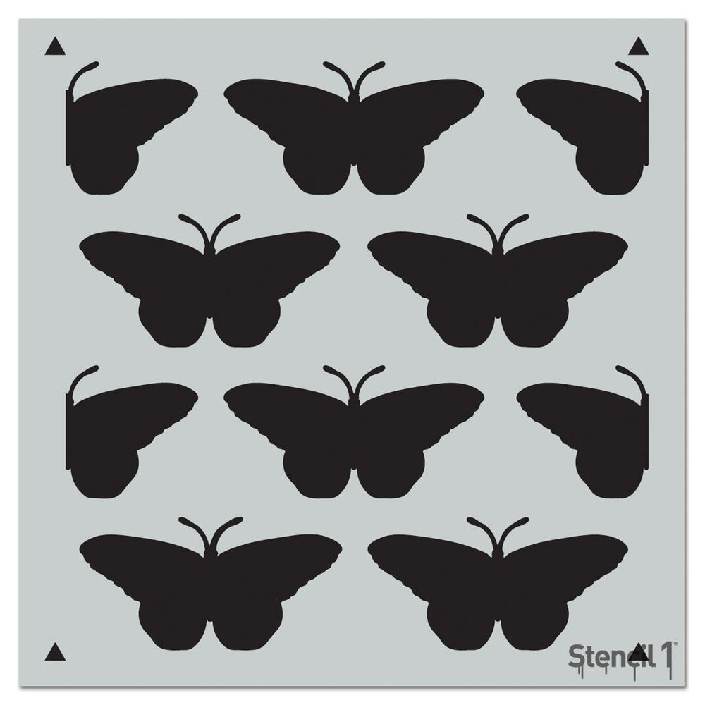 Butterfly Pattern Magnificent Decoration