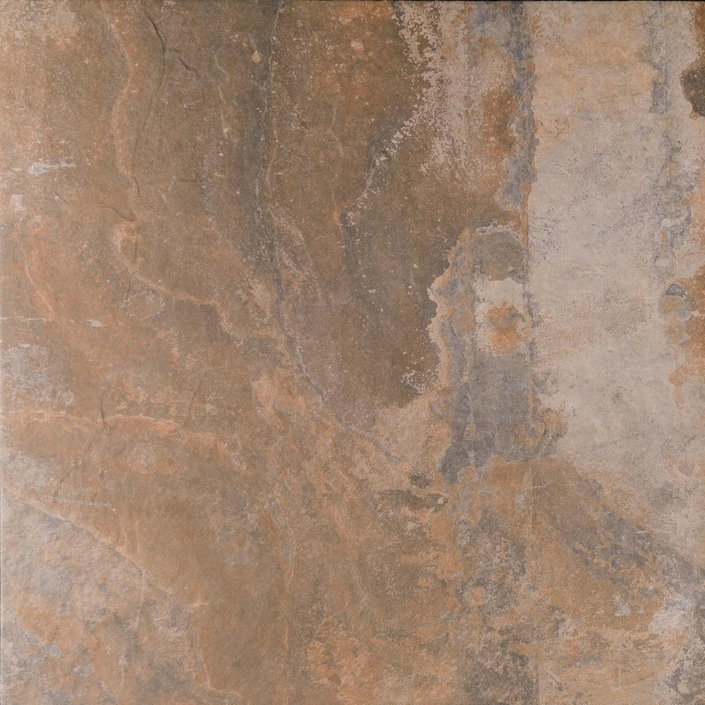 Mystique Multicolor 24 in. x 24 in. Porcelain Paver Floor and