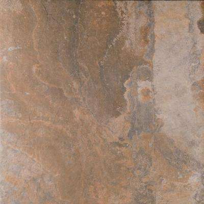 Mystique Multicolor 24 In X Porcelain Paver Floor And Wall Tile