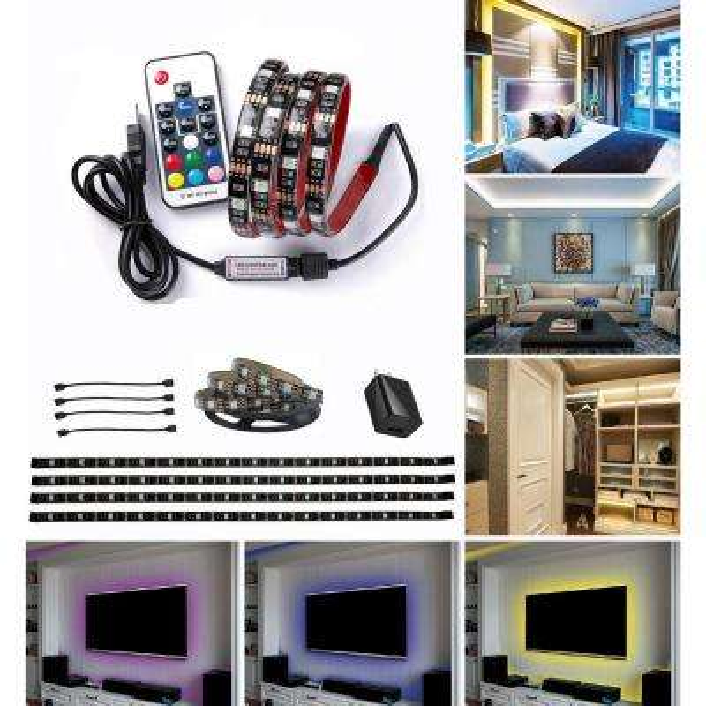 LED TV Bias Lighting Kit