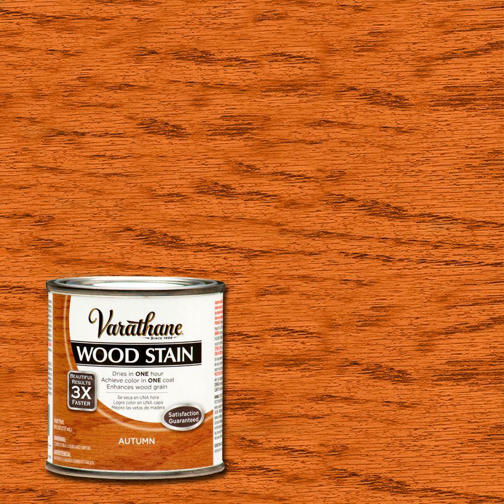 8 oz. 3X Autumn Wood Interior Stain (Case of 4)