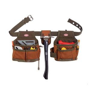 23.75 in. 8-Pocket Builder's Rig
