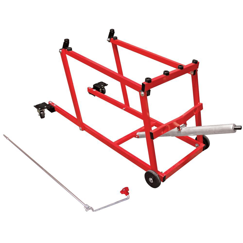 PRO Snowmobile Lift with Wheel Kit