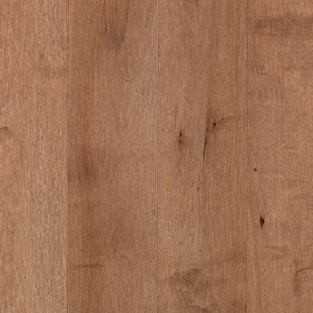 Mohawk Portland Crema Maple 3 4 In Thick X 5 Wide