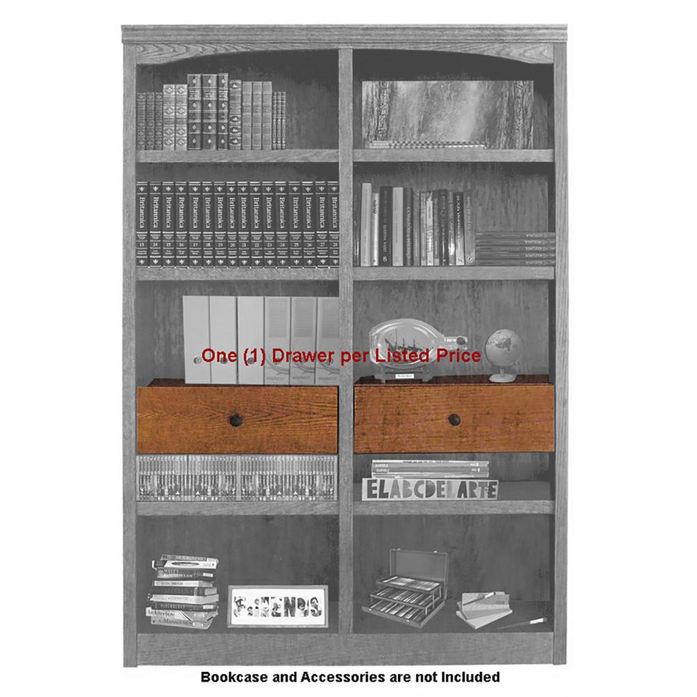 Concepts In Wood Midas Dry Oak Drop in Shelf and Drawer Unit