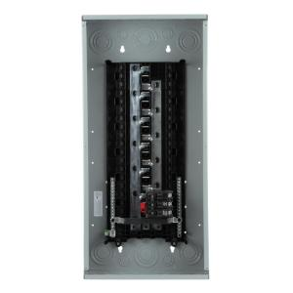 siemens es series 100 amp 30 space 30 circuit main breaker indoor 3 phase load center s3030b3100. Black Bedroom Furniture Sets. Home Design Ideas