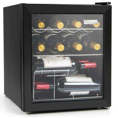 1.6 cu. ft. Stainless Steel Beverage Cooler