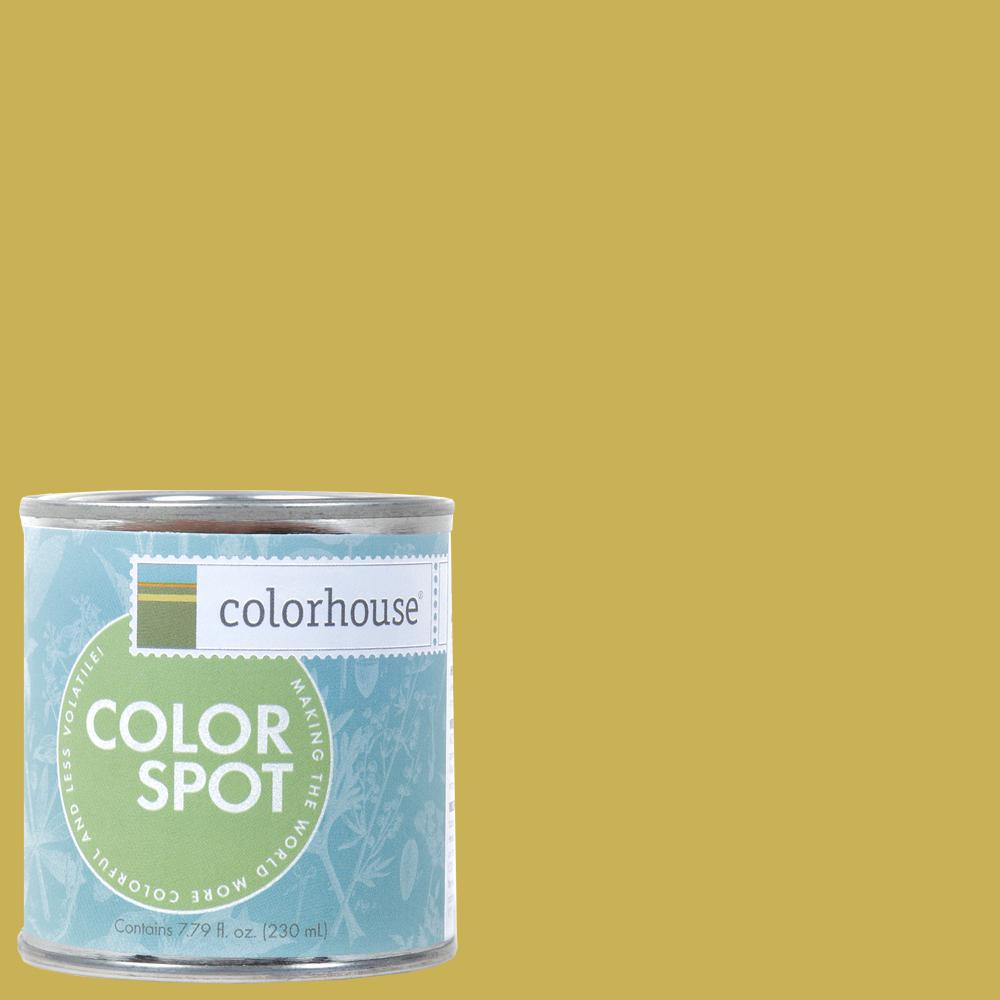 8 oz. Beeswax .05 Colorspot Eggshell Interior Paint Sample