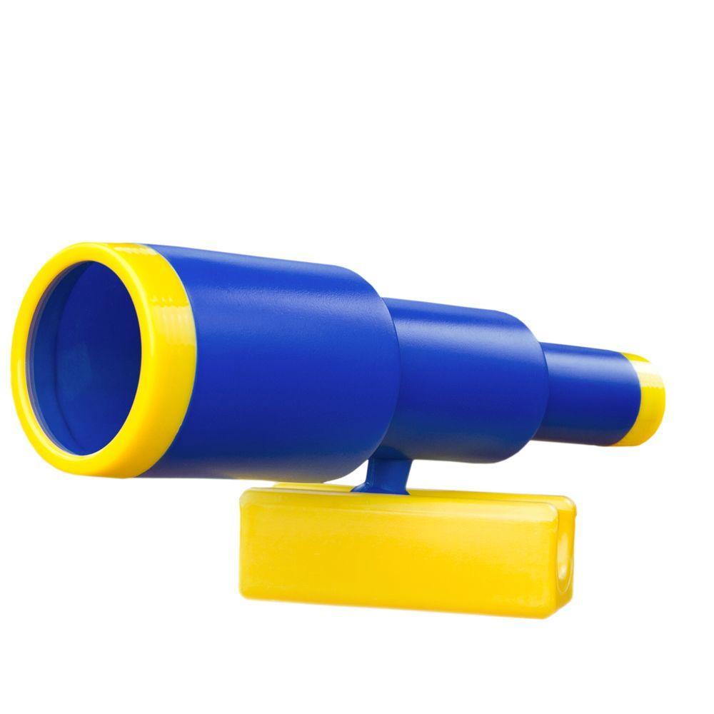 Blue Looney Telescope