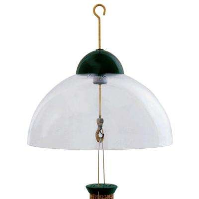 15 in. Green Squirrel Guard